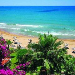 Отель Defne Dream Сиде пляж