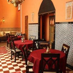 Отель Riad Meftaha Марокко, Рабат - отзывы, цены и фото номеров - забронировать отель Riad Meftaha онлайн питание фото 2