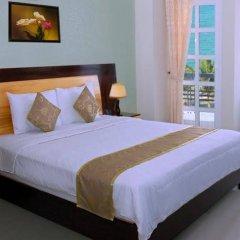 Отель Ngoc Thach Вьетнам, Нячанг - 1 отзыв об отеле, цены и фото номеров - забронировать отель Ngoc Thach онлайн комната для гостей фото 2