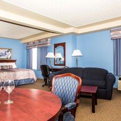 Отель Chateau Repotel Henri IV Канада, Квебек - отзывы, цены и фото номеров - забронировать отель Chateau Repotel Henri IV онлайн питание фото 3