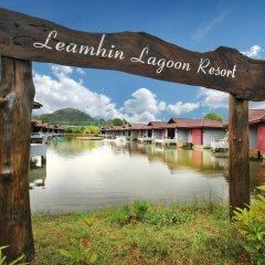 Отель The Villa Laemhin Lagoon Resort фото 5