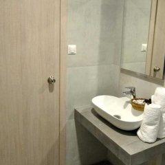 Отель Armyra Studios Греция, Пефкохори - отзывы, цены и фото номеров - забронировать отель Armyra Studios онлайн ванная фото 2
