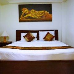Swiss Palm Beach Hotel сейф в номере фото 3
