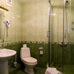 Гостиница Мирный курорт ванная фото 2