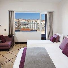 Avani Avenida Liberdade Lisbon Hotel комната для гостей фото 2