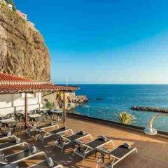 Отель Enotel Quinta Do Sol Португалия, Фуншал - 1 отзыв об отеле, цены и фото номеров - забронировать отель Enotel Quinta Do Sol онлайн пляж фото 2