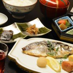 Отель Nishitetsu Grand Фукуока питание фото 2