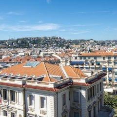 Отель West End Nice Франция, Ницца - 14 отзывов об отеле, цены и фото номеров - забронировать отель West End Nice онлайн