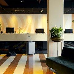Отель Scandic Europa развлечения