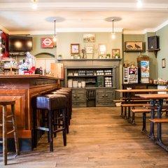 Отель Palmers Lodge Swiss Cottage Лондон гостиничный бар