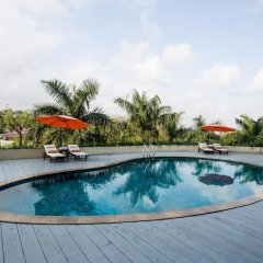 Muong Thanh Holiday Hue Hotel бассейн