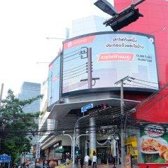 Hom Hostel & Cooking Club Бангкок спортивное сооружение