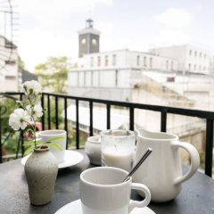 Отель Maison Chanzy балкон