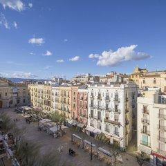 Гостевой Дом Forum Tarragona балкон
