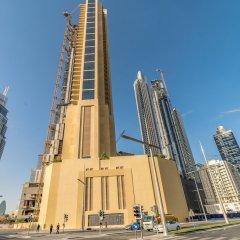 Отель bnbme|4B-118-U25 Дубай вид на фасад