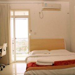 Апартаменты Sanya Jiji Island Holiday Apartment комната для гостей фото 5