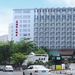 Отель Miramar Hotel - Xiamen Китай, Сямынь - отзывы, цены и фото номеров - забронировать отель Miramar Hotel - Xiamen онлайн парковка