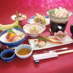 Отель Nari Aizu Lodge Айдзувакамацу питание фото 2