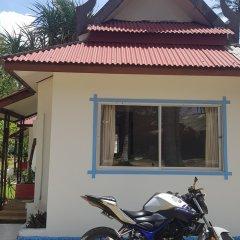 Отель Lanta Veranda Resort Ланта парковка