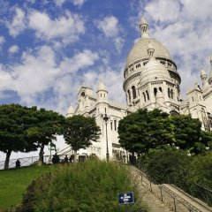 Отель Mercure Montmartre Sacre Coeur Париж фото 10