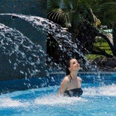 Отель Quisisana Terme Италия, Абано-Терме - отзывы, цены и фото номеров - забронировать отель Quisisana Terme онлайн бассейн фото 2