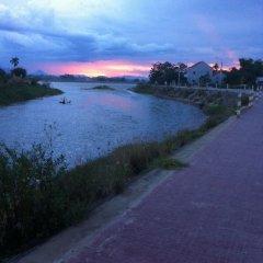 Отель Dong Nguyen Homestay Riverside пляж