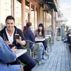 Отель Backpackers Goteborg гостиничный бар