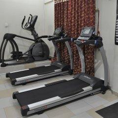 Oscarpak Royal Hotel фитнесс-зал