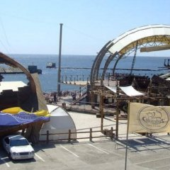 Гостиница Колумбус Одесса пляж фото 2