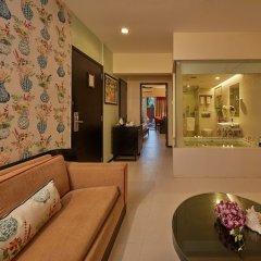 Отель Royal Orchid Beach Resort & Spa Гоа фото 6