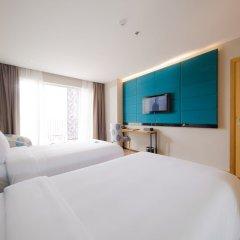 Отель Quinter Central Nha Trang комната для гостей фото 5