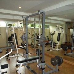 Отель Villa Thongbura фитнесс-зал