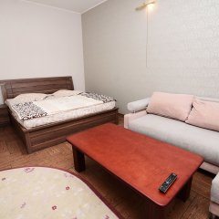 Гостиница Клумба комната для гостей фото 2