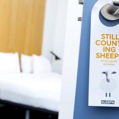 Отель SLEEP'N Atocha Испания, Мадрид - 2 отзыва об отеле, цены и фото номеров - забронировать отель SLEEP'N Atocha онлайн удобства в номере фото 2