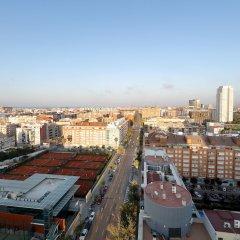 Отель Eurostars Rey Don Jaime балкон