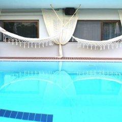 Отель Saga Hotel Греция, Порос - отзывы, цены и фото номеров - забронировать отель Saga Hotel онлайн бассейн фото 3