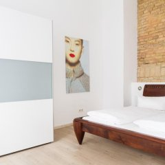 Отель Primeflats - Apartments am Mauerpark Германия, Берлин - отзывы, цены и фото номеров - забронировать отель Primeflats - Apartments am Mauerpark онлайн комната для гостей фото 5