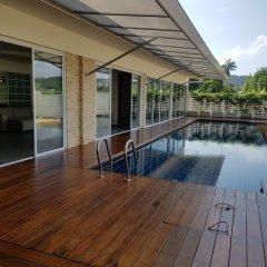 Отель Onyx Luxury Pool Villa - Koh Samui Таиланд, Самуи - отзывы, цены и фото номеров - забронировать отель Onyx Luxury Pool Villa - Koh Samui онлайн бассейн фото 2