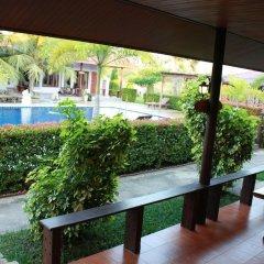 Отель Waterside Resort балкон