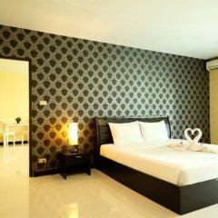 Отель Jomtien Plaza Residence сейф в номере