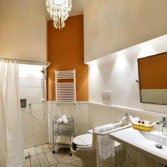 Отель *1*7*4* Via Roma ванная