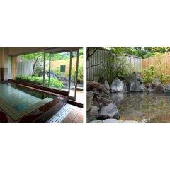Nikko Green Hotel Natsukashiya Fuwari Никко бассейн