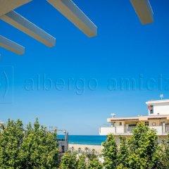 Отель Amicizia пляж фото 2
