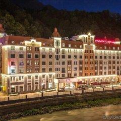 Гостиница Mercure Rosa Khutor (Меркюр Роза Хутор) фото 4