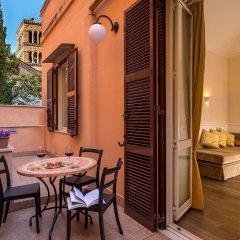 Отель Aenea Superior Inn Италия, Рим - 1 отзыв об отеле, цены и фото номеров - забронировать отель Aenea Superior Inn онлайн балкон фото 2