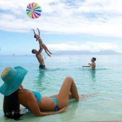 Отель Manava Suite Resort Пунаауиа детские мероприятия