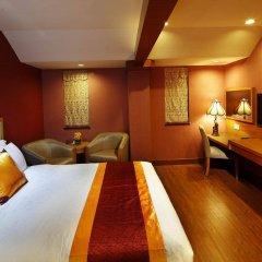 Guangzhou The Royal Garden Hotel комната для гостей фото 4