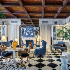 Bela Vista Hotel & SPA - Relais & Châteaux интерьер отеля