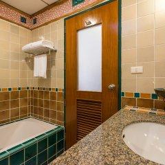Отель Chaba Cabana Beach Resort ванная