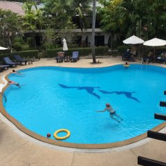 Bamboo Beach Hotel & Spa бассейн